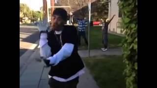 Drake Playing Football (King Bach Vine)