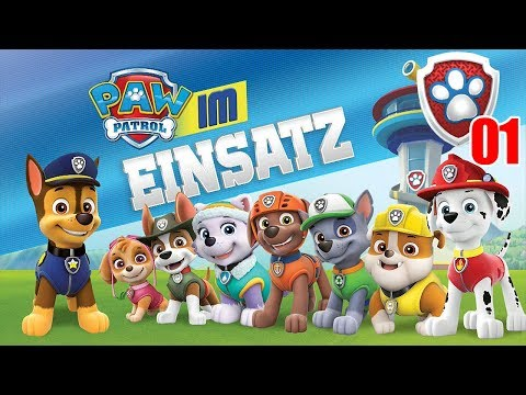 *NEU* Paw Patrol IM EINSATZ #01: Ein neues Abenteuer mit Chase & seinen Fellfreunden! Deutsch