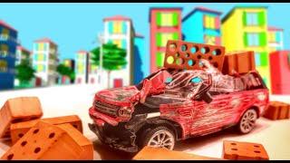 Range Rover Sport - tractor trouble
