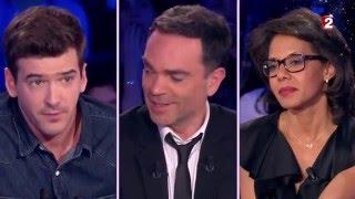 Les imitations de Marc Antoine Le Bret - On n'est pas couché 19 décembre 2015