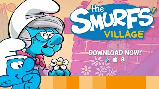 Smurfs' Village: Mother's Day update • Les Schtroumpfs