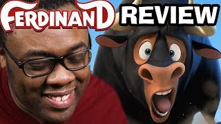 FERDINAND - Movie Review with Spoilers (Black Nerd) thumbnail