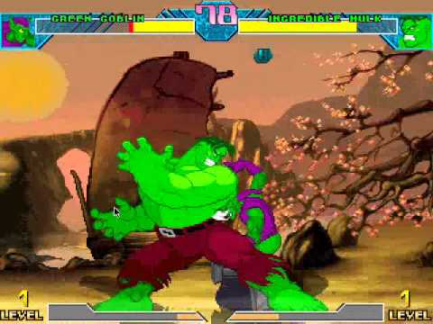 mmt round 1.(episode3) green goblin vs incredible hulk - youtube
