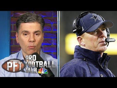 How Will Jason Garrett Respond To Jerry Jones' Pressure? | Pro Football Talk | NBC Sports
