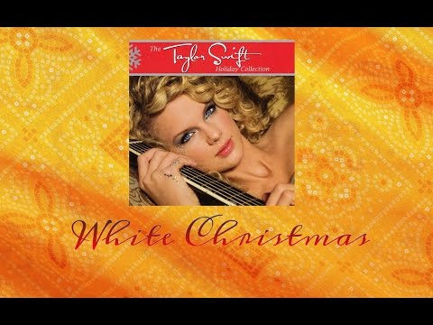 Taylor Swift - White Christmas (Audio Official)