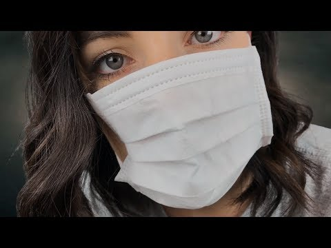 ASMR // Dental Cleaning Roleplay (whispered)