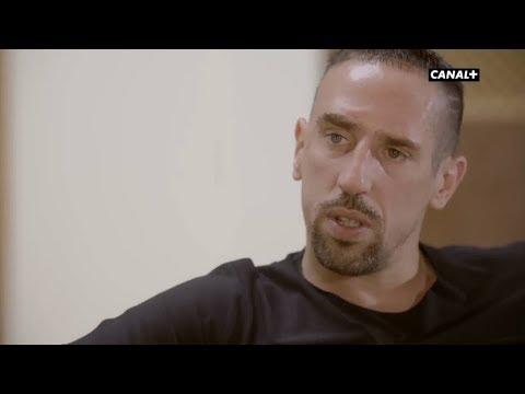 Ribery 'se desnuda' y habla de lo que sufrió por su cicatriz ◉ Entrevista ◉ 2018