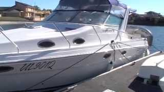 Mustang 3400 Sports Cruiser for sale Action Boating Boat dealer Gold Coast