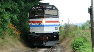 Amtrak 40th Anniversary Train @ Black Horse