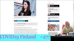 COVID19 Martial Law Finland 16032020 Holopainen