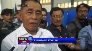 TNI AL Kawat Ketat Kapal ke Filipina - NET12
