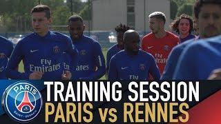 Baixar TRAINING SESSION - ENTRAINEMENTS - PARIS SAINT-GERMAIN vs RENNES