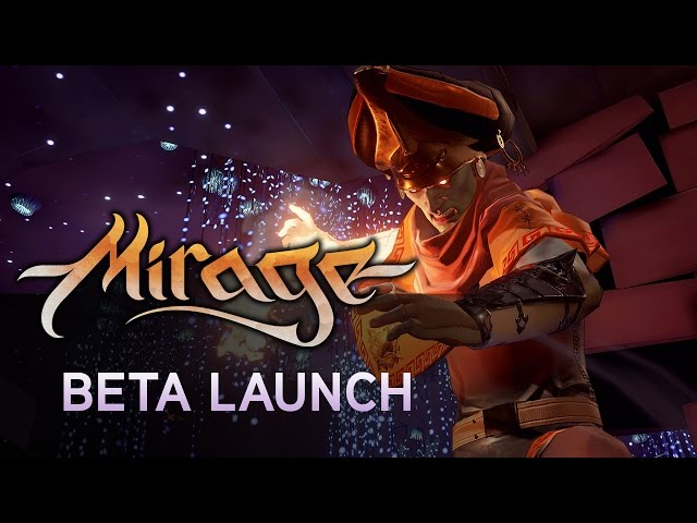 Mirage: Arcane Warfare (видео)