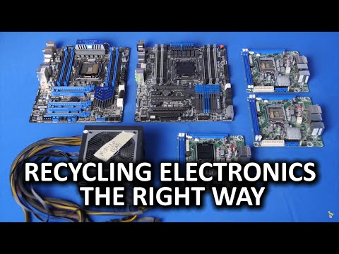 Recycling Your Electronics – What You Need To Know