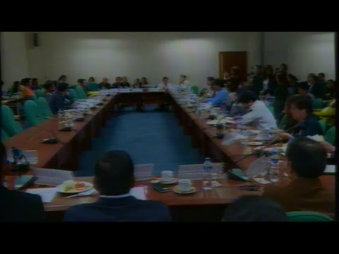 Congressional Oversight Committee on Customs and Tariff (July 27, 2017)