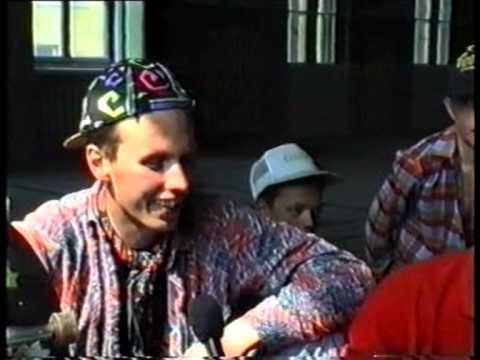 Panevėžio Riedlentininkai 1993