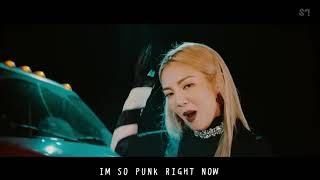【MV繁中字】 HYO(효연)u0026 3LAU- Punk Right Now