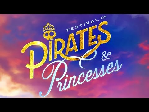 Find Your Inner Power Soundtrack - Pirates & Princesses Festival