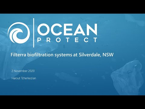 Filterra biofiltration systems at Silverdale, NSW - 2 November 2020