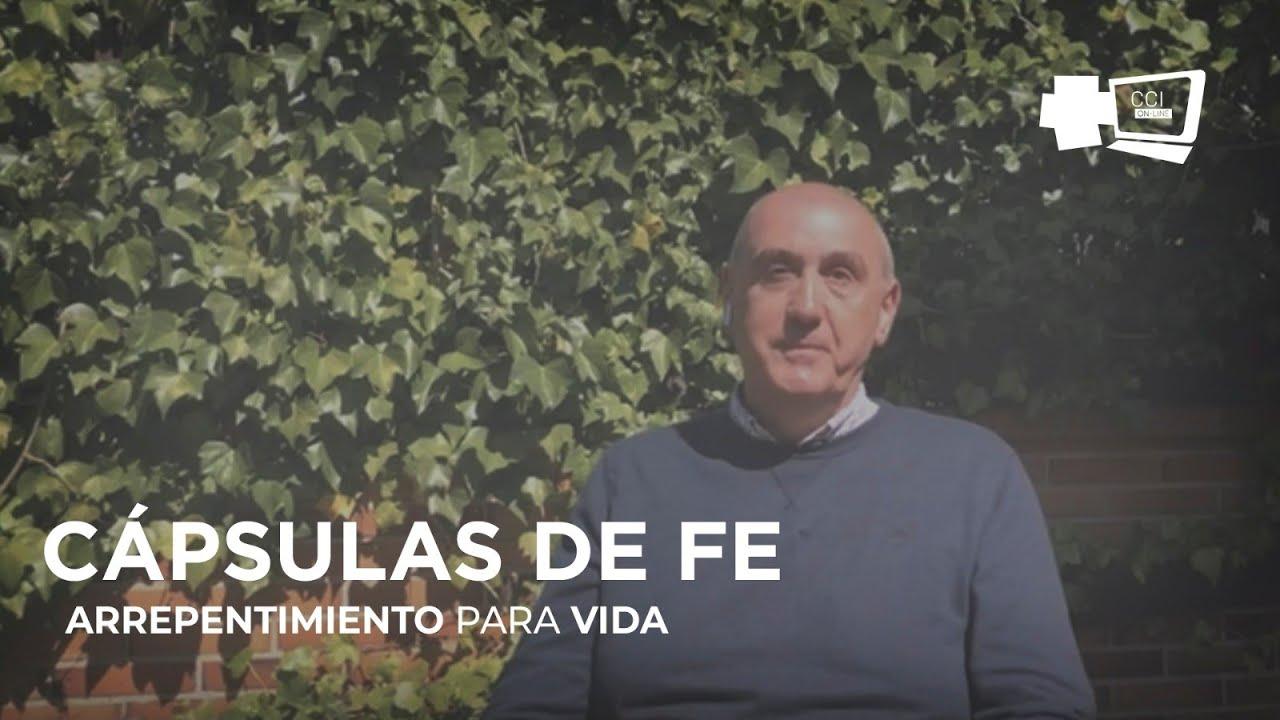 ARREPENTIMIENTO PARA VIDA (Natanael Martínez)