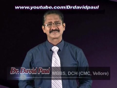 How To Be Free From Addictions?Part-2|Dr.David Paul|Shubhsandeshtv