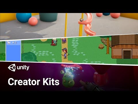 Creator Kits: Get Creating Quickly