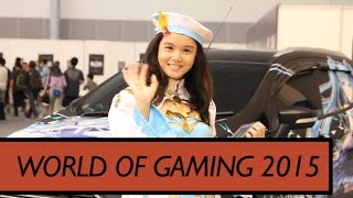 World of Gaming 2015: Cosplay!