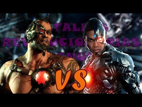 Kano VS Cyborg l Batallas Revolucionarias Rap BONUS l TWS ft. FastRapper MC