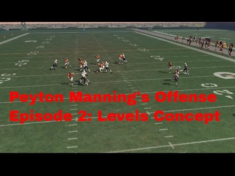 Madden 16 Tips - How to Run Peyton Manning