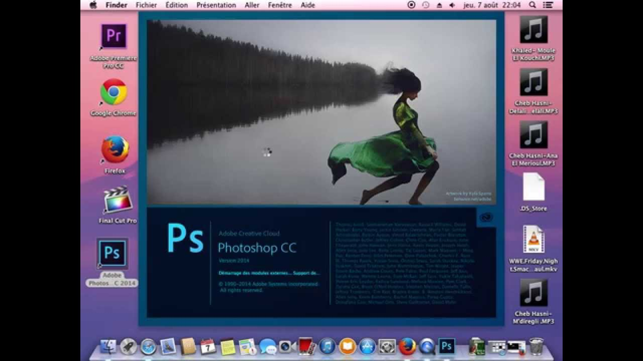 adobe photoshop cc mac os