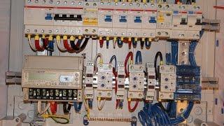 Таймлапс сборки внутриквартирного электрощита. Часть 1: подготовка и компоновка.(Таймлапс (ускоренное видео) сборки внутриквартирного электрощита на базе коробки Legrand XL 160. Инстаграмм:..., 2017-01-21T19:40:39.000Z)