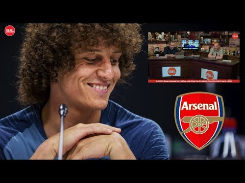 David Luiz will make Arsenal fans smile | Deadline news and transfer rumours