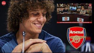 David Luiz will make Arsenal fans smile | Deadline news and transfer rumours