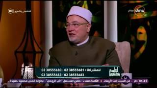 فيديو.. خالد الجندى: أبو حنيفة لم يحرم البيرة طالما لم تسكر