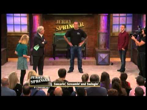 Swearin', Screamin' And Swingin' (The Jerry Springer Show)