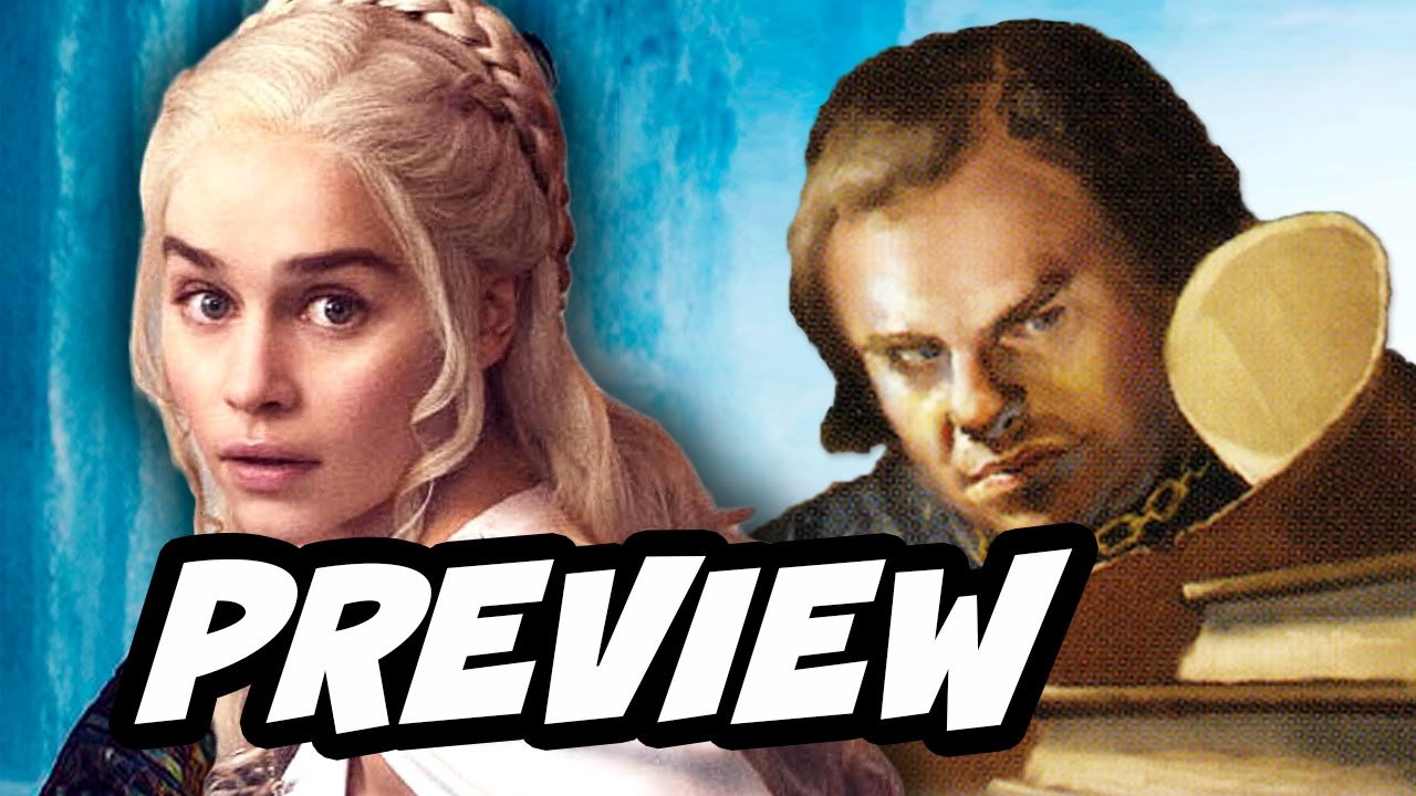 Game Of Thrones Season 7 New Character Preview Explained