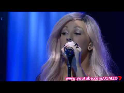 Ellie Goulding - Anything Could Happen - performing live on The X Factor Australia 2012