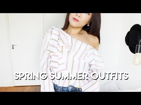 [VIDEO] - Affordable Spring Summer Outfits | NastyGal Try On HAUL AD 5