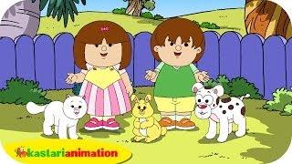 Kutahu Nama Satwa (anjing, kucing, kelinci) - Kastari Animation Official