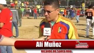Gobierno de Eficiencia en la Calle se desplegó en el Municipio Santa Ana