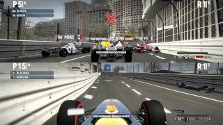 Bestes Chaos Rennen EVER | MEGA CRAZY CHAOS RENNEN | F1 2012 mit Flo | Teil 9