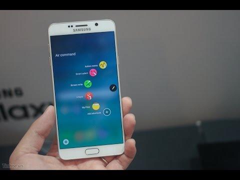 Tinhte.vn - Trên tay Samsung Galaxy Note 5
