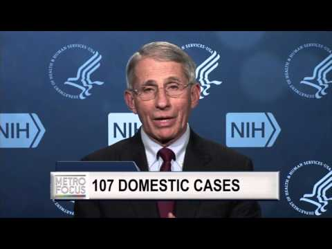 Infectious Disease Expert Leading US Zika Response Addresses Growing Number Of Domestic Cases