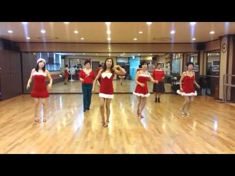 Silver Bells of Christmas(Easy Intermediate waltz)