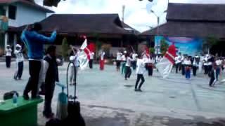 Marching Band Gita Swara Smansa SMA 1 Sampit