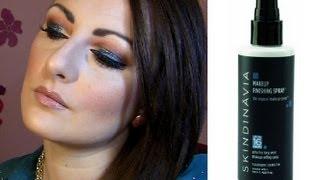 Skindinavia Makeup Finishing Spray Review Thumbnail