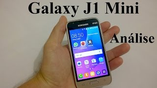 GALAXY J1 mini - Análise Completa do Aparelho