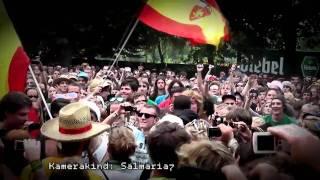 """Nosliw """"Ey Jau"""" LIVE @ Ruhr Reggae Summer 2010 Zuschauervideo"""