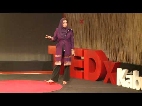 Rebranding a nation | Mariam Atash | TEDxKabul