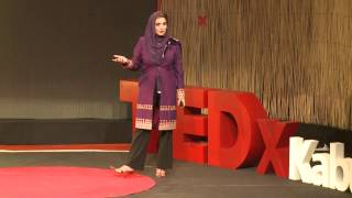 Rebranding a nation   Mariam Atash   TEDxKabul